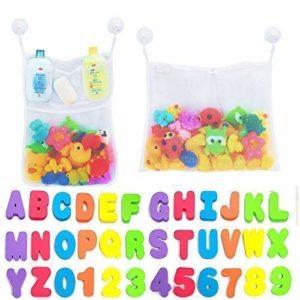 Comfylife 2 x Mesh Bath Toy Organizer