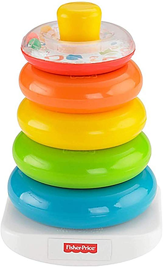 Fisher-Price Rock-a-stack Bath Toy
