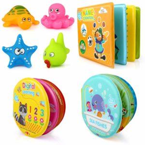 Growsland Baby Bath Toys