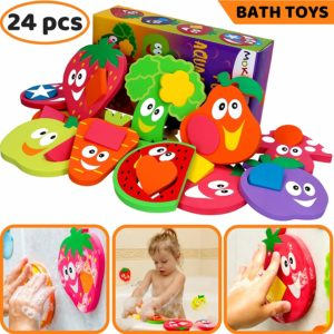 MokiDoki Bathtub Toys for Toddlers
