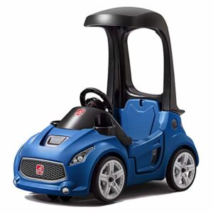 Step2 Turbo Coupe Foot-to-Floor Kids Ride-on