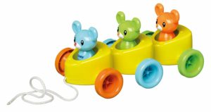 TOMY Cheese Squad Racers