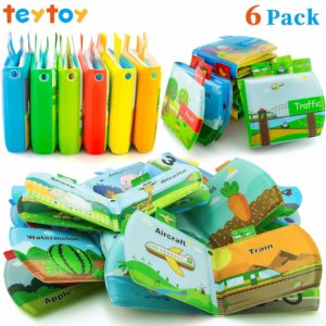 Teytoy My First Baby Bath Books