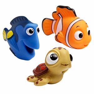 The First Year Disney Baby Bath Toys, Finding Nemo
