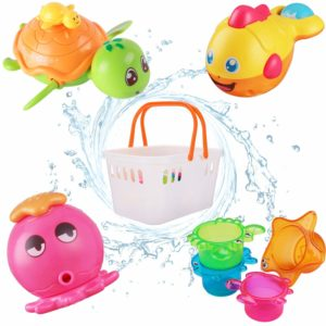 iPlay, iLearn Baby Bath Toys