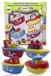 3 Bees & Me Bath Toys