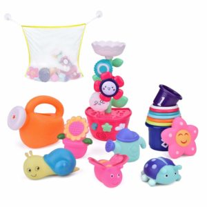 9 PCs Bath Toys Toddlers