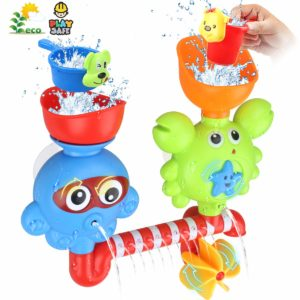 Bath Toys for Toddlers Babies Kids 1 2 3 Year Old