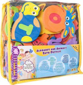 Foam Bath Toys