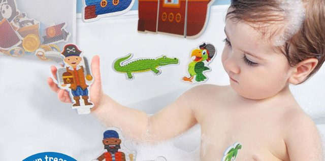 Learn & Climb Interactive Bath Toys for Boys