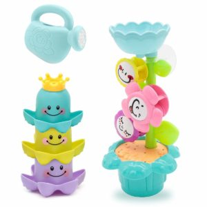 Lydaz Bath Toys Set