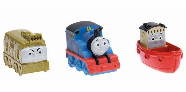 TF bath toys
