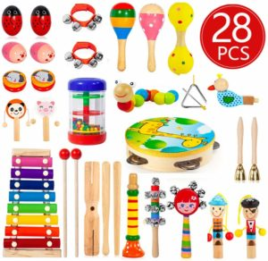 AOKIWO Kids Musical Instrument