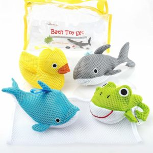 Bath Toys - Soft & Educational Bath Toy