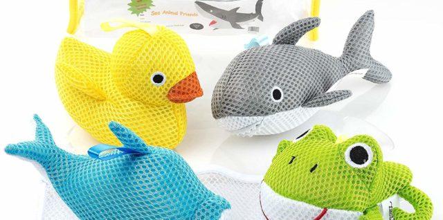 Bath Toys - Soft & Educational Bath Toy