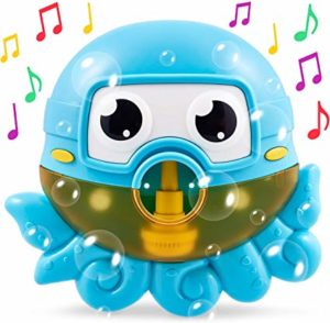CHUCHIK Octopus Bath Toy