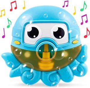 CHUCHIK Octopus Bath Toy
