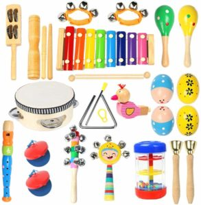 Toddler Musical Instruments- Ehome