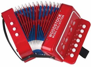 Woodstock Kid's Accordion