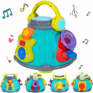 iPlay, iLearn Baby Music Activity Cube