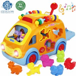 iPlay, iLearn Electronic Musical Bus
