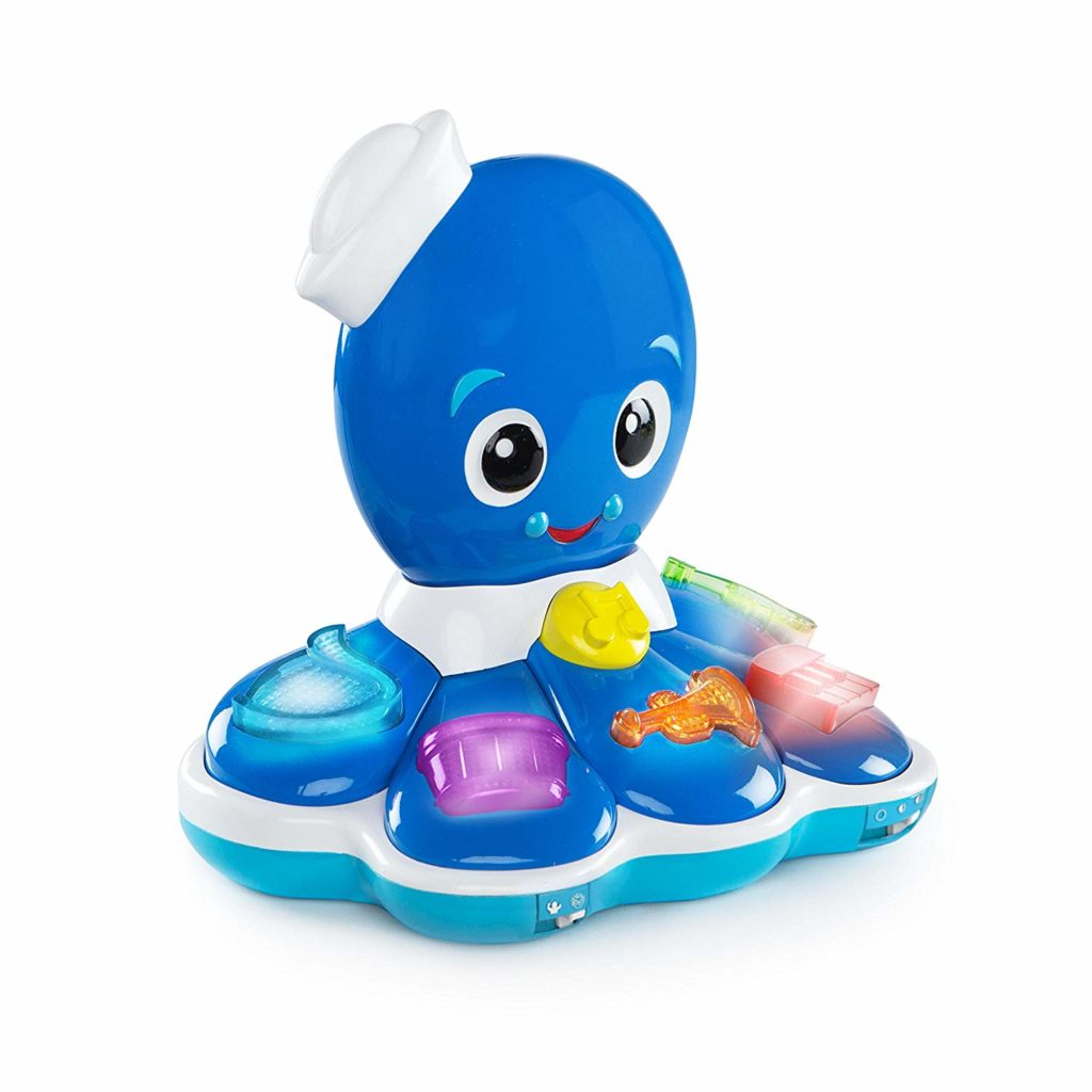 Baby Einstein Octopus Orchestra Musical Toy, Ages 6 months +