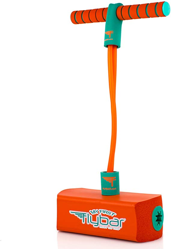 Flybar My First Foam Pogo Jumper for Kids Fun