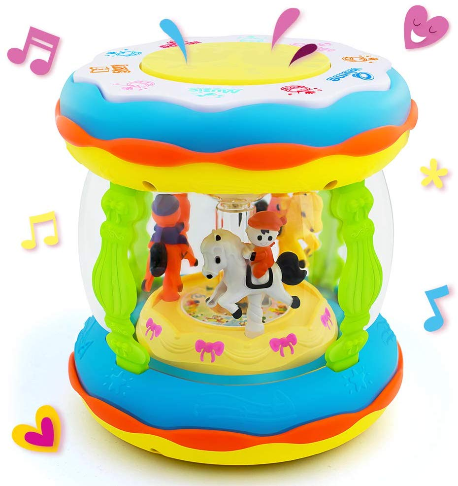 HXSNEW Toddler and Baby Musical Toys