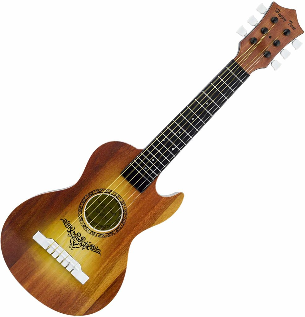 Liberty Imports 23 Inch Happy Tune 6 String Acoustic Guitar Kids Toy
