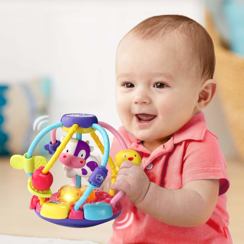 VTech Baby Lil' Critters Shake and Wobble Busy Ball