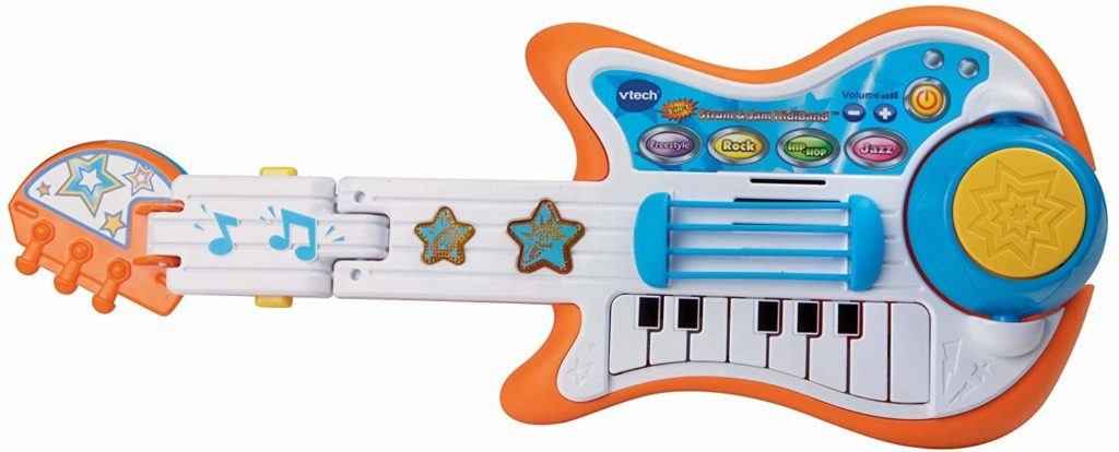VTech Strum and Jam Kidi Musical Guitar