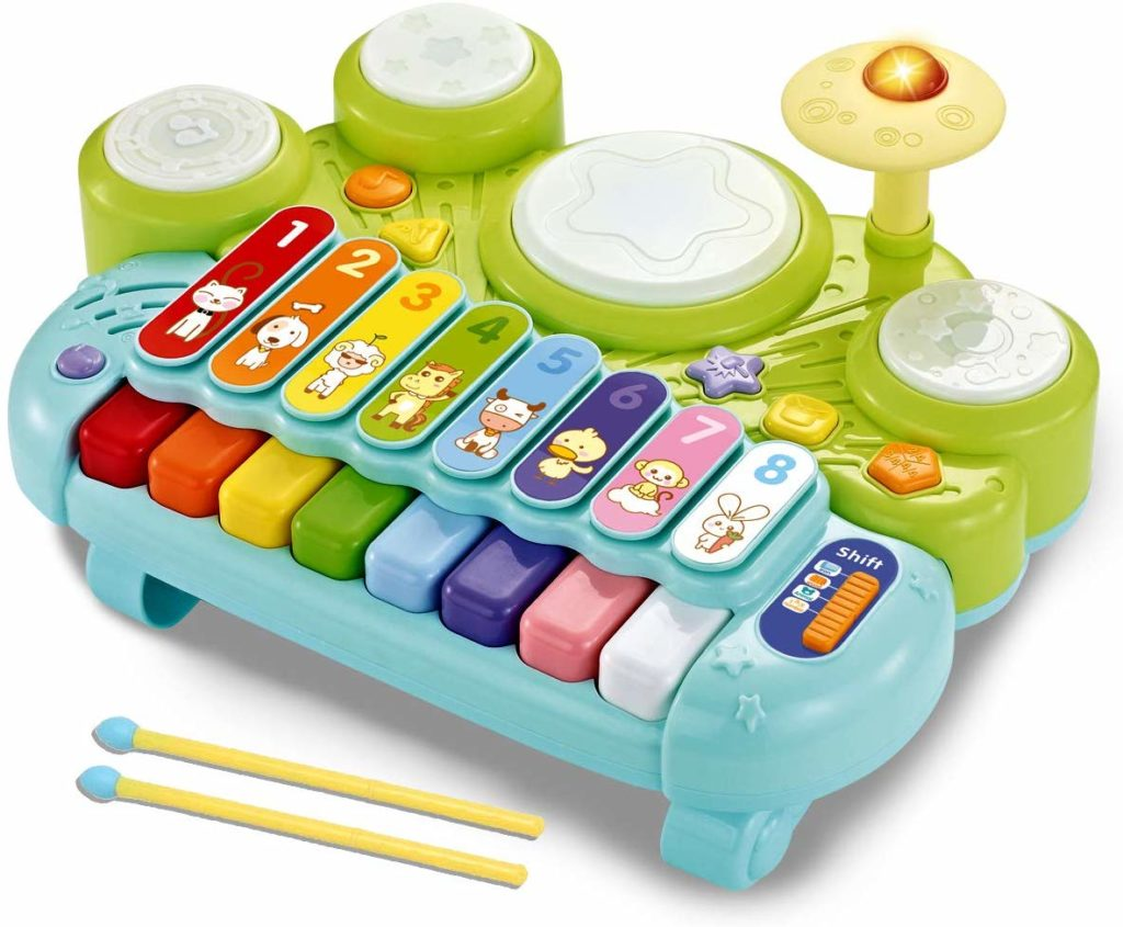 fisca 3 in 1 Musical Instruments Toys