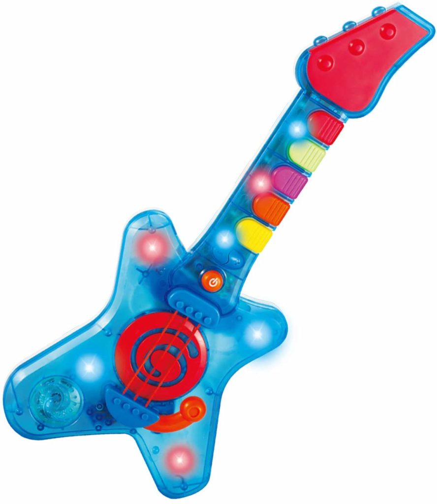 infunbebe Rock N Roll Guitar
