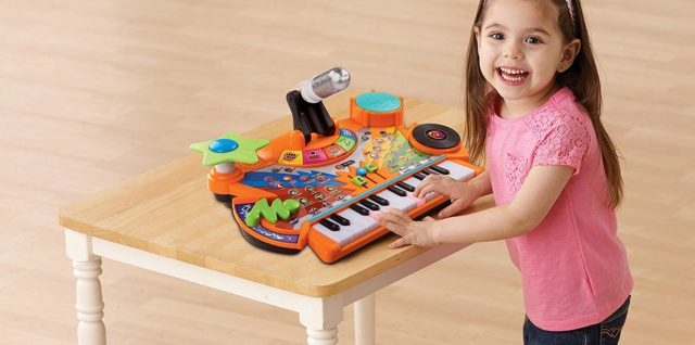 musical toy for 4 year old