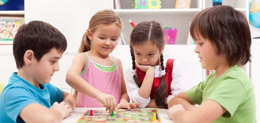 Best Board Games for 5 Year Olds - infantcore.com