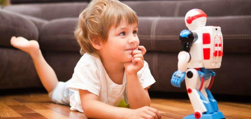 Best Robot Toys for Kids - infantcore.com